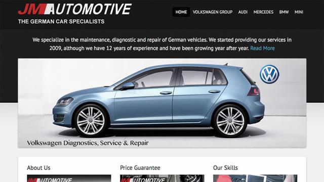 JM Automotive