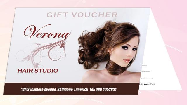 Verona Gift Voucher