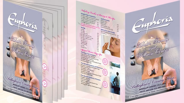 Euphoria Spa Brochure