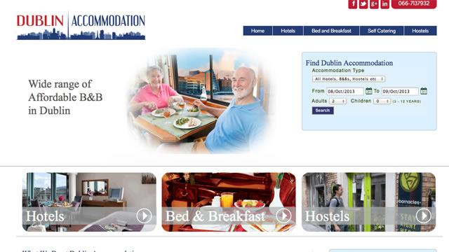 Dublin Accommodation