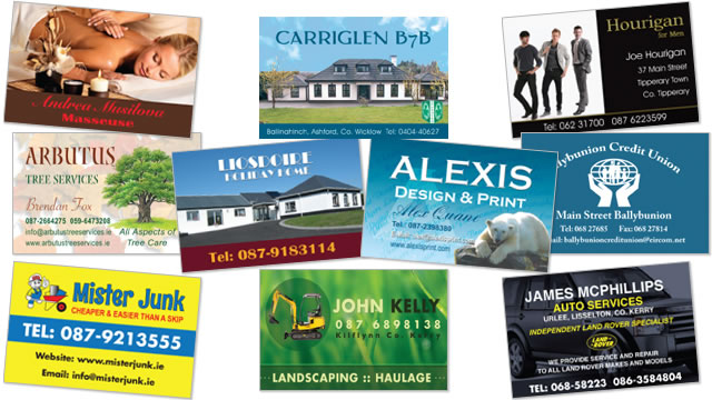 cheapest business cards