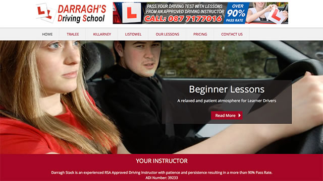 Darragh's Driving School