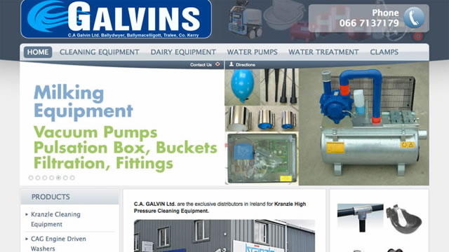 CA Galvin Website